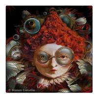 The Bird Lady by Curiosa37