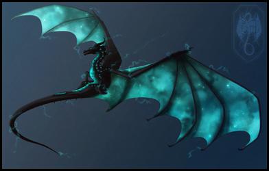 ++ Malystrius - Xyn-Brae/DraconicLegacy ++ by SinisterEternity