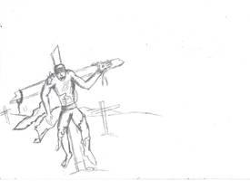 Killing A superhero [WIP] by behind13