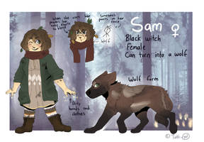 Witchsona SAM - reference sheet by tinttiyo