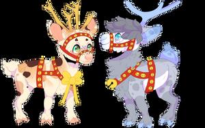 ReindeerGames by tinttiyo