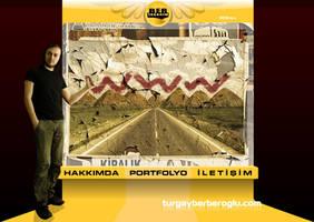 Turgay Berberoglu Personal Web by uberdream