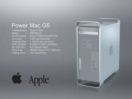 Apple Macintosh Power Mac G5 by uberdream