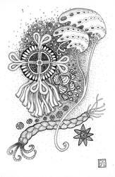 Flowing Flora by gormash