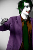 The Joker. by HypnoticPhotography