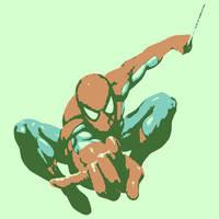 Spider-Man pop art 4 by DevintheCool