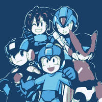 Megaman Forever by DevintheCool