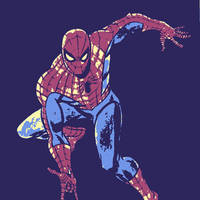Here comes the Spider-Man by DevintheCool