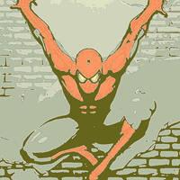 Spider-Man pop art 9 by DevintheCool