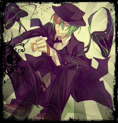 Hazama is really Terumi by DevintheCool