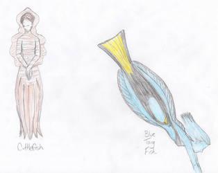 Mermaids 2 by Kerwinm12345