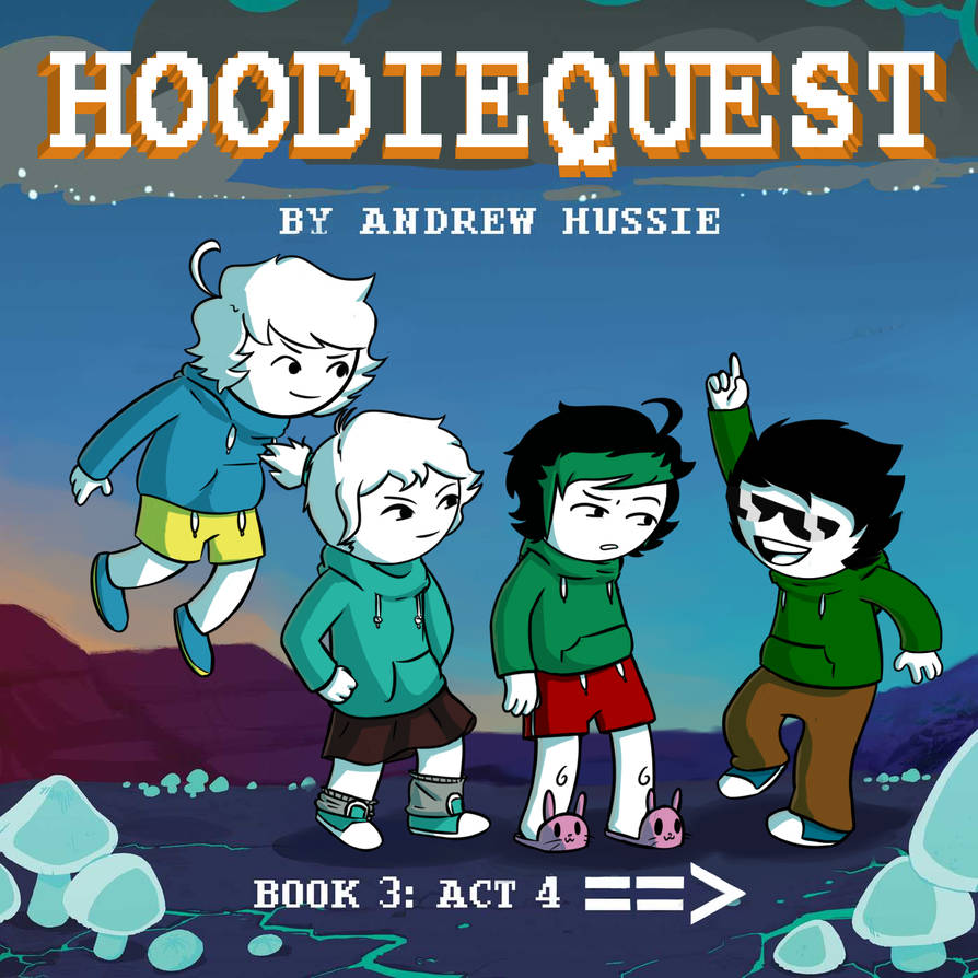 HOODIEQUEST by set0Kaiba