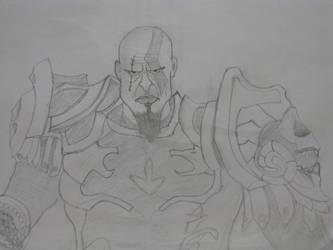 Kratos by killero94