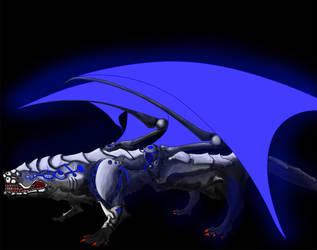 Metal Dragon experiment by Mr-KaMiKaZe