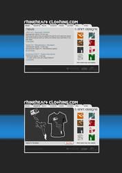 Rhineheart Clothing.com by ice26