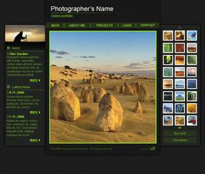 Photographer's Portfolio by ice26