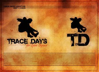 Trace Days Logo by ice26