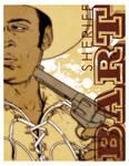 Sheriff Bart by arosenlund