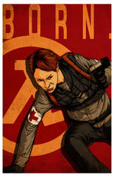 Half-Life 2: Medic by arosenlund