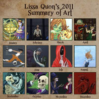 2011 in a nutshell by lissa-quon