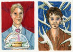 Cannibal Cards by lissa-quon