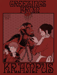From Krampus with Love by lissa-quon