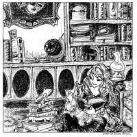 The Diagnosis - Ex Libris 2 by lissa-quon