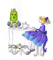 A Lovely Teaparty by lissa-quon
