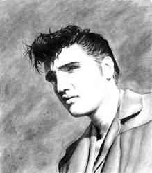 Elvis by violentjelly