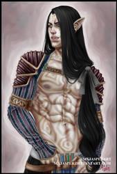 Prince Anehalo REVAMP by MxJasper