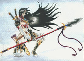 017 - Dragon childe by roadkillblues