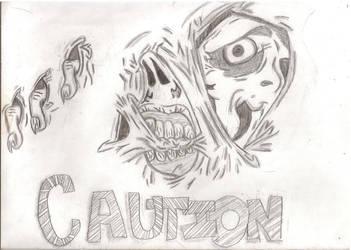 Caution by heyitshailey