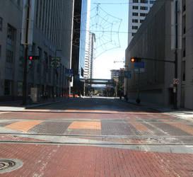 City Street by EquestrianStock