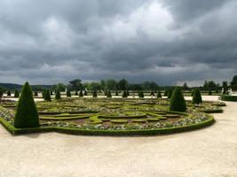 Gardens of Versailles by EquestrianStock