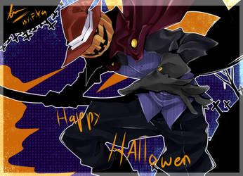 Hallowen by FikaM05