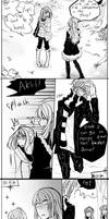 Homicidal Liu and creepypasta fans (Girls) by FikaM05