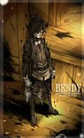 Bendy kill Sammy by FikaM05