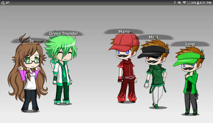 This is what happens when you give me Gacha Studio by RainbowDiamond-SMP