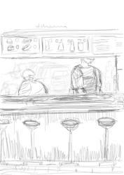 Big Mak sketch by dchanna