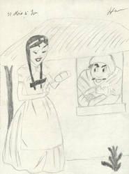 Maria si Ion by saiaj
