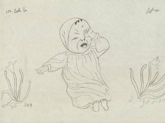 Crying Baby by saiaj