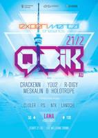 EXPERIMENTAL /w Q-BIK by 2NiNe