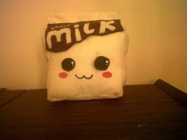 Mr Choco Milk 1 by XdeathbettyX