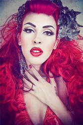 Raquel Red by lepersabstain