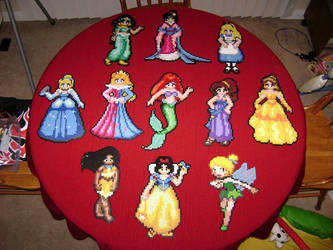 Disney Princess set by RoninEclipse2G