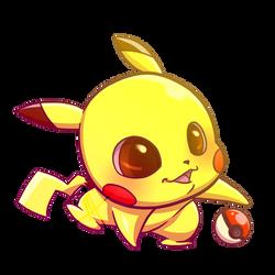 Pikachu by MatsuoAmon