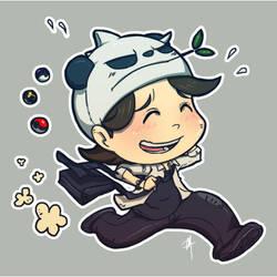 My Pokemon Trainer Getup by MatsuoAmon