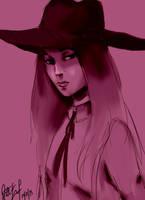Zoe Benson by katnisscapitol