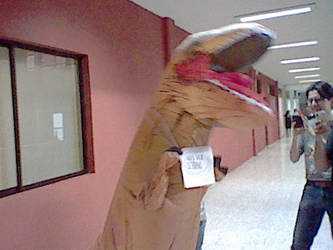 Dinosaur by racarod