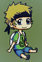 Inthelittlewood chibi by Lilcookie8